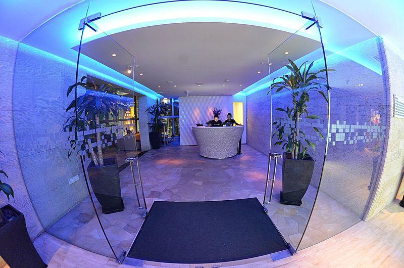 Indoors  Modern