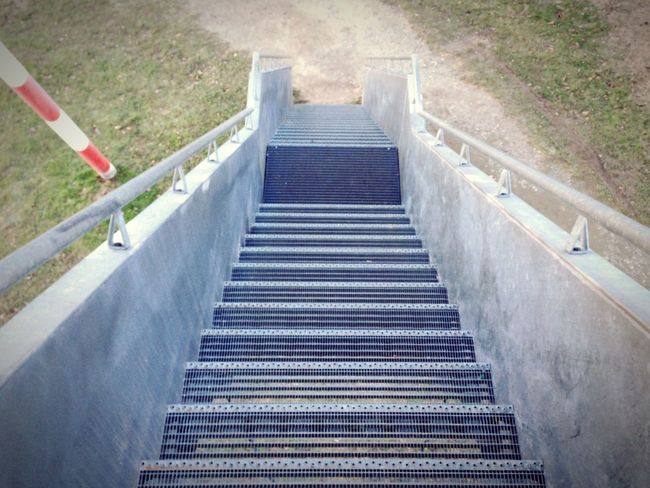 Stairs Stairway Wetterpark Offenbach Am Main Smartphonephotography
