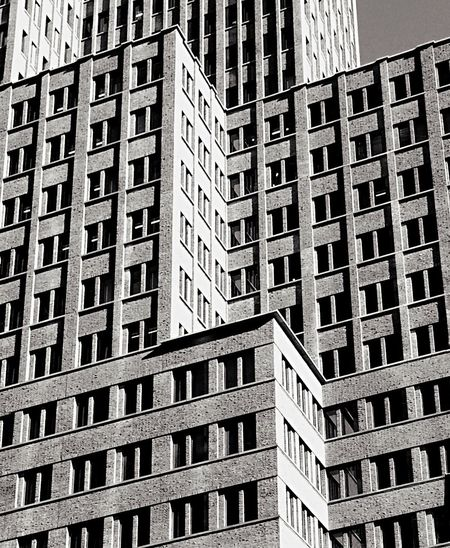 The Architect - 2015 EyeEm Awards Architecture Berlin Mpro Blackandwhite Open Edit Shades Of Grey