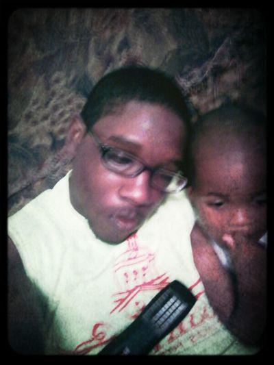 Me Nd My Nephew