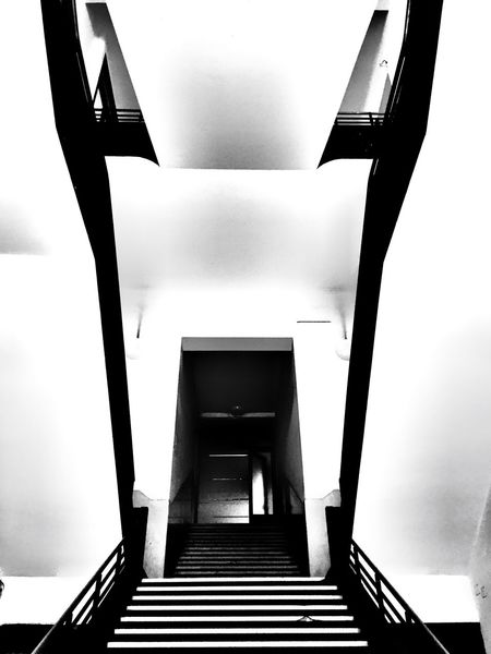 Scream Architecture Architectural Detail Architecturelovers Architecture_bw Stairs Indoor Blackandwhite Black And White Minimalism Minimal Minimalobsession Cavern From My Point Of View