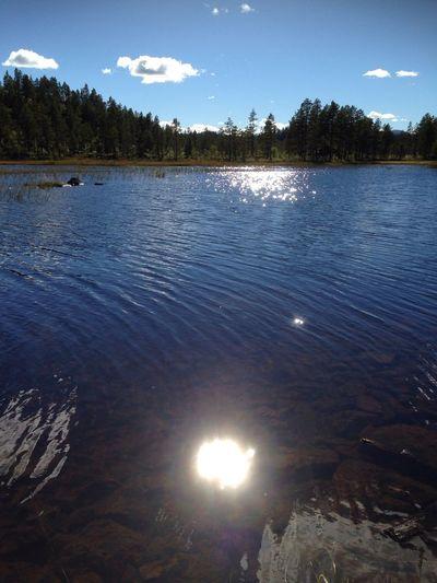 Water Nature Outdoors Lake Reflection