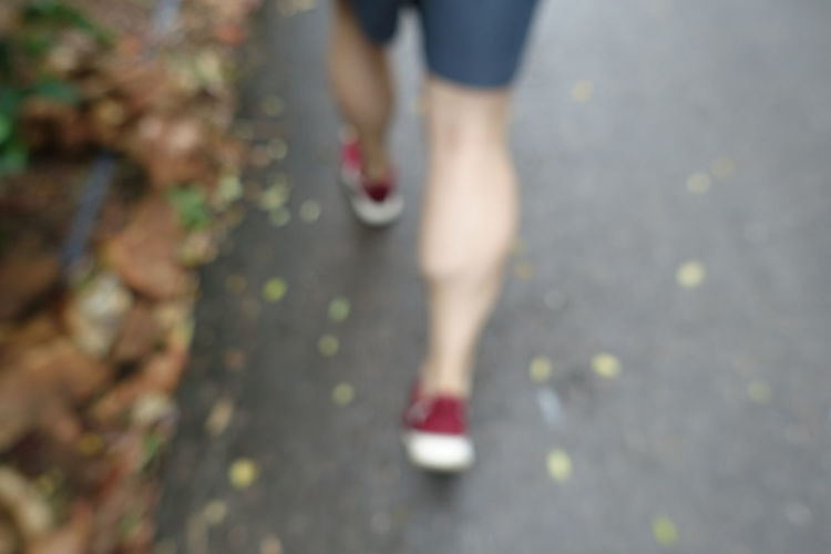 Alone Beginnings Carefree Close-up Cropped Detail Dirty Human Body Part New Life One Person Part Of Running Selective Focus Walking Around Q Von Audi Showing Imperfection