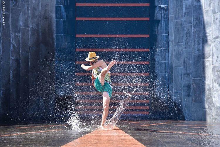 Portugal Agua Fuente Streetphotography Sport Deporte