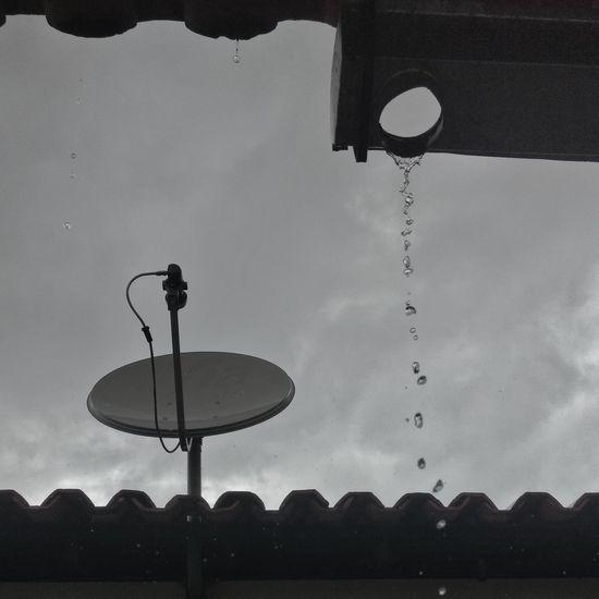 Sky Day RainyDay Raining Rain No People Indoors  Nature