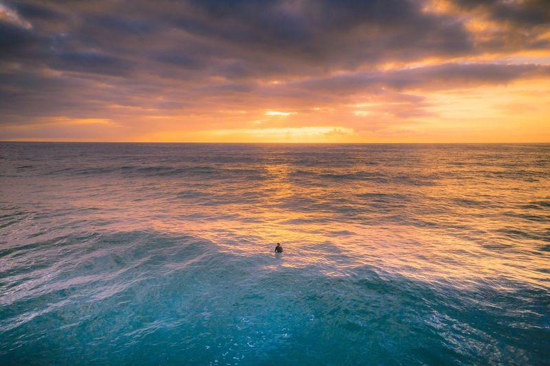 Solo sunrise