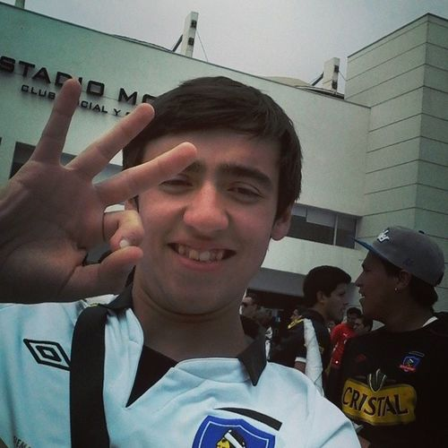 Que pasho? Colo-Colo te amo, hermano te amo ♥ CL ásico Paternidad Colocolo  Futbol