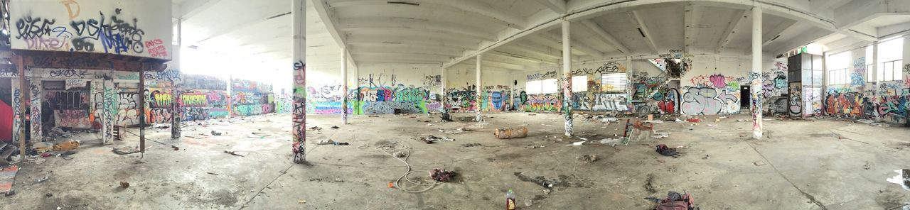 Streetart/graffiti Abandon Urbex Photographic Approximation OpenEdit