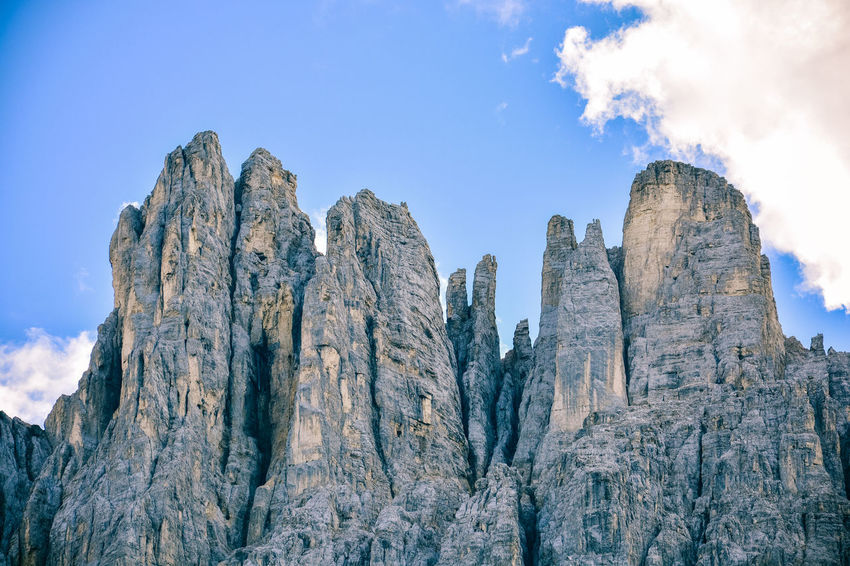 Latemar Mountains Top Photography Amazing Photography Amazing Photos Beauty In Nature Beauty In Nature Cloud - Sky Day Height Latemar Low Angle View Marco Vittorio Marco Vittorio Photography Mountain Mountain Peak Mountain Range Nature No People Outdoors Rock Rock Formation Rocky Mountains Scenics - Nature Sky Top Photos