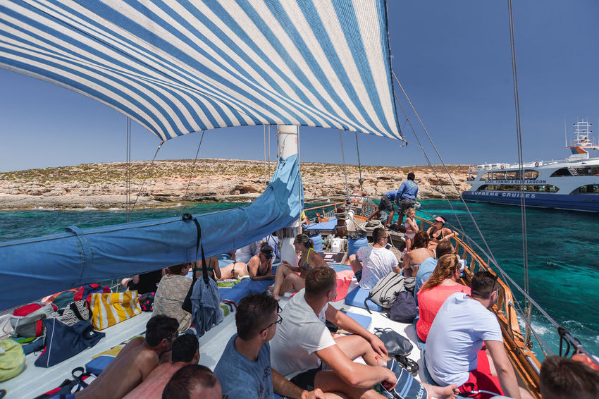 Malta Summertime The Great Outdoors - 2018 EyeEm Awards The Traveler - 2018 EyeEm Awards Valletta,Malta Adult Crowd Day Group Of People Large Group Of People Leisure Activity Lifestyles Maltaphotography Maltese Men Mode Of Transportation Nature Nautical Vessel Outdoors Real People Sailboat Sea Sea And Sky Sea Life Seascape Sky Summer Transportation Travel Turist Turistic Places Turiturist Valletta Water Women