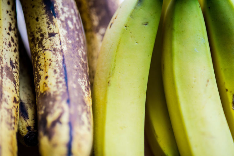 Banana Fleck Food And Drink Close-up Flecken Fruit Raw Food Ready-to-eat Yellow Fruit