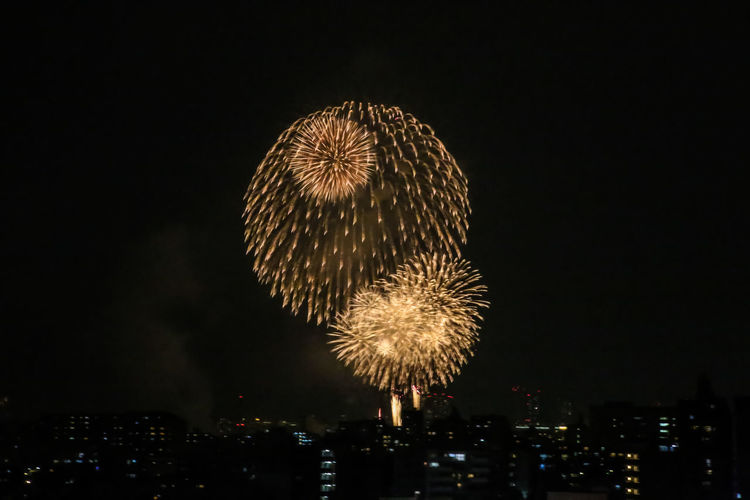 firework / firework display / night / exploding fireqworks AI Now Low Angle View Exploding Exploding Fireworks Firework - Man Made Object Firework Display Glowing Glowing In The Dark Glowing Lights Long Exposure Night
