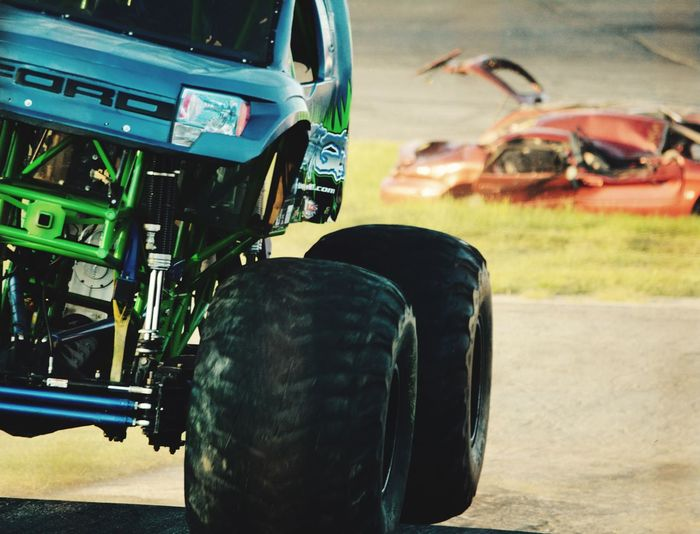 The storm Monster Trucks Seekonkspeedway Seekonk The Color Of Sport