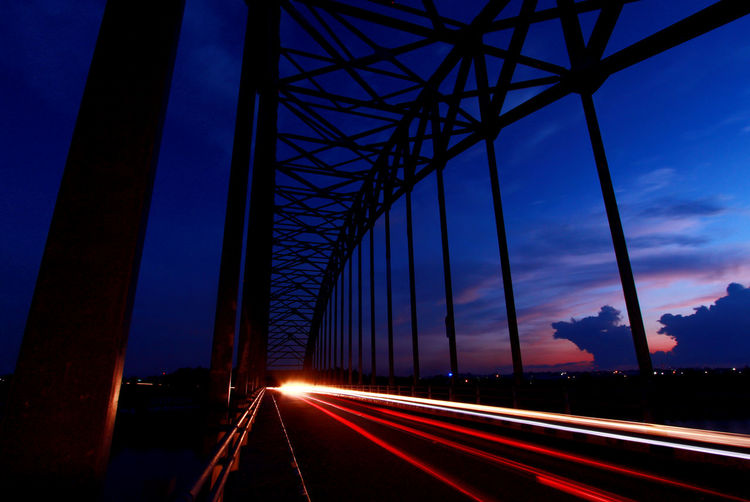 blue speed Architecture Beautyinnature  Bluehour Bluesky Bridge-man Made Structure Builtstructure Dailylife Engkuhamidahbridge Highway INDONESIA Kepulauanriau Ketanjungpinanglah Lighttrail Longexposure Motion Night Perspective Road Silhouette Sunset Tanjungpinang Transportation TravelDestinations Wonderfulindonesia Wonderfulkepri