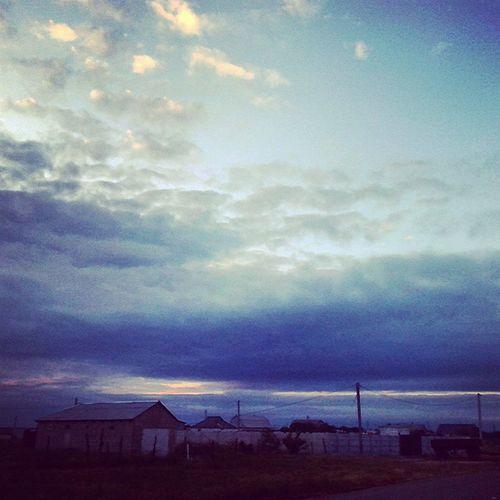 Sky Storm Clouds Evening Storm Clouds небо гроза тучи вечер грозовые_тучи грозовое_небо