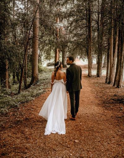 Boho style wedding photography. young couple, love, newlyweds, wedding day.