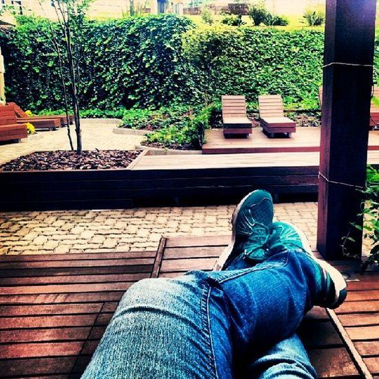 Predio12 Univates Tempo Time green newbalance jeans off instagood