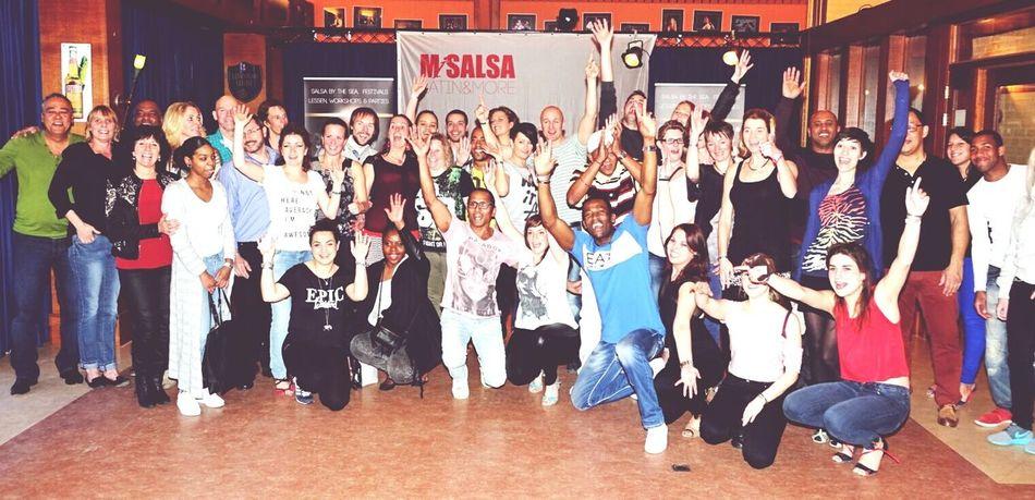 The Kizomba Matinee Group @MiSalsa_nl