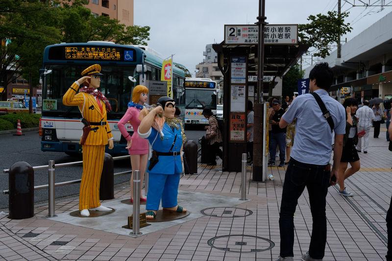 亀有/Kameari Cityscapes Fujifilm FUJIFILM X-T2 Fujifilm_xseries Japan Japan Photography Kameari Kochikame Tokyo X-T1 こち亀 両さん 両津勘吉 亀有