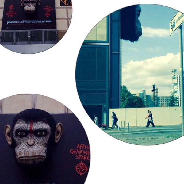 Movies Dawn Of The Planet Of The Apes Caesar Alexanderplatz