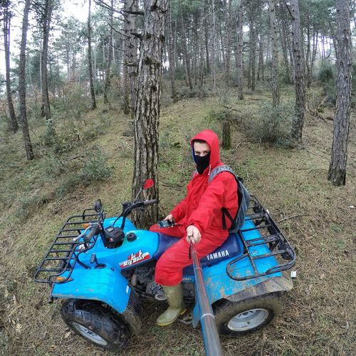 Yamaha Snow Winter Forest Offroad Mud Goprohero4 naturetrip Goprohero4silver