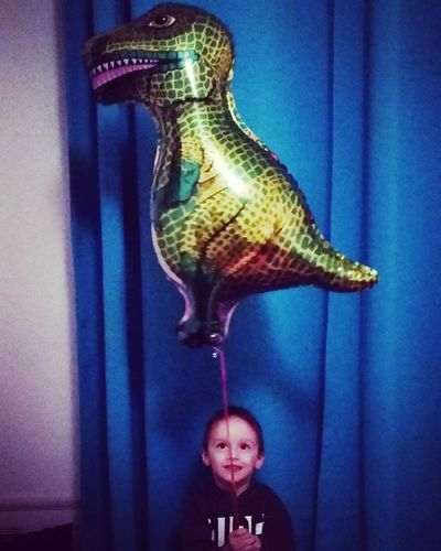 Dinosaur Dinosaure Dinosaurs Dino Monfils Mychild Ballon