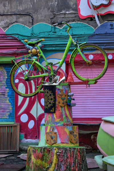 Street Photography Street Streetphotography Acid Art And Craft No People Street Art Multi Colored Day Communication Outdoors
