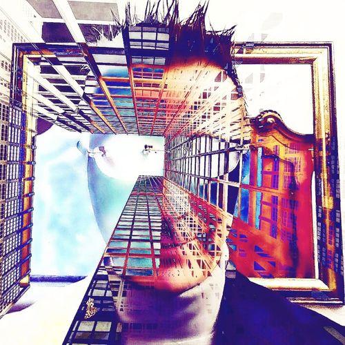 Selfie Close-up Men Artist Kunsthaus_Lay Kunstritter