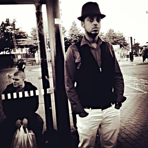 Streetphotography Hello World Gothenburg Graslund