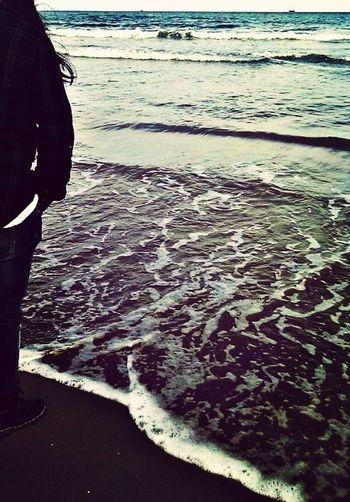 Sea Water Blue Playa