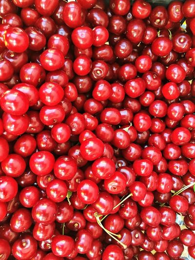 Red Fruit Food And Drink Cerry