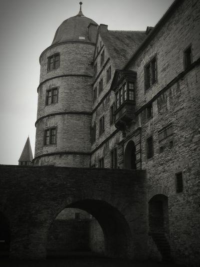 Wewelsburg Lippe Burg