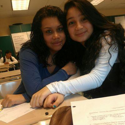 Me and katherine :)