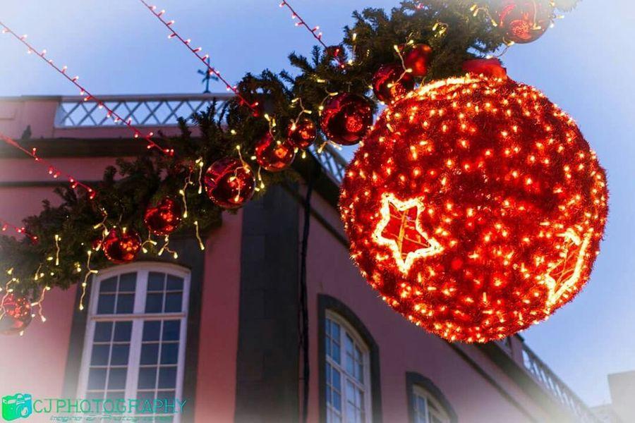 Navidad 2015 Navidad Christmastime Christmas Decorations Christmas Lights Christmas Decoration Decoracionnavideña Diciembre December LasPalmas GranCanaria Triana Canon Eos7d Adornos Adornos Navideños