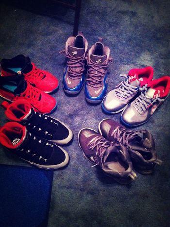 Shoes I Wear Da Most