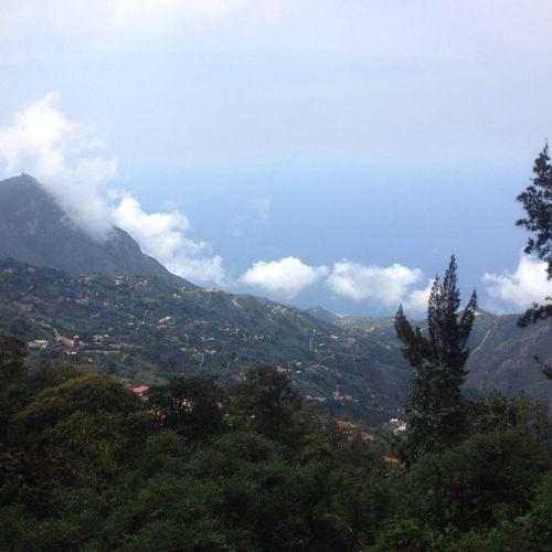 View from warairarepano, Venezuela Nature Sky Mountain Landscape No People Tree Beauty In Nature Outdoors Vegetation Mountains Venezuela VenezuelaNature