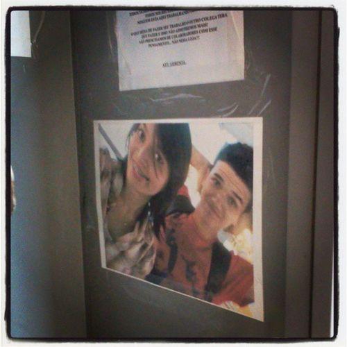 Olha so o que tem dentro do meu armarioo la na KALUNGA ! Somos nois @gessicakadochinha !! Eu te amoooo!!