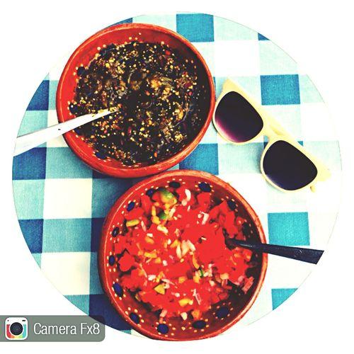 Salsa típica Abserpiente Michoacan Enjoying Life EyeEm