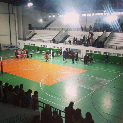 Idreamoftunisia InstagramTunisie Instagramtn InstaHamhama Hamhama CSHL vs EST VolleyBall CoupeDeTunisie