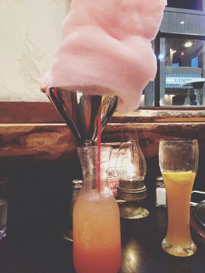 Cotton Candy and Fruity Drinks ?? Westgate Saddle Ranch