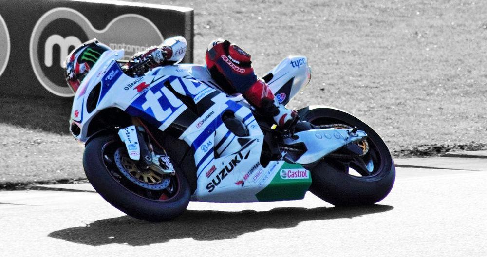 British Super Bikes Bsb Cornering Motorcycle Racing Bike
