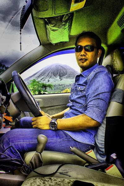 Mt.Lokon North Sulawesi - Indonesia