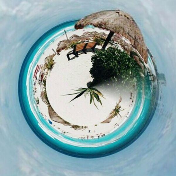 Photography Beach Life Cancun☀ MyWorld ♡ Fish-eye Lens EyeEm Best Edits