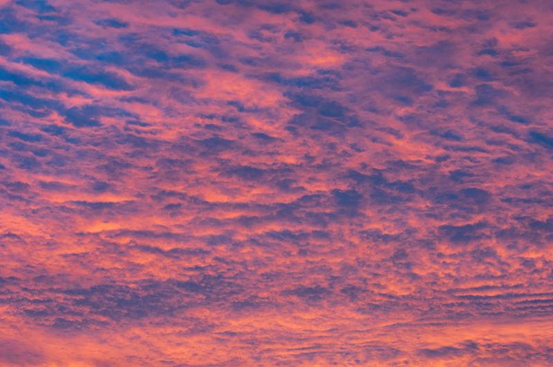 Full frame shot of dramatic sky