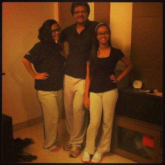 Family Daddysgirls Morningjog Uniform @artyrisha
