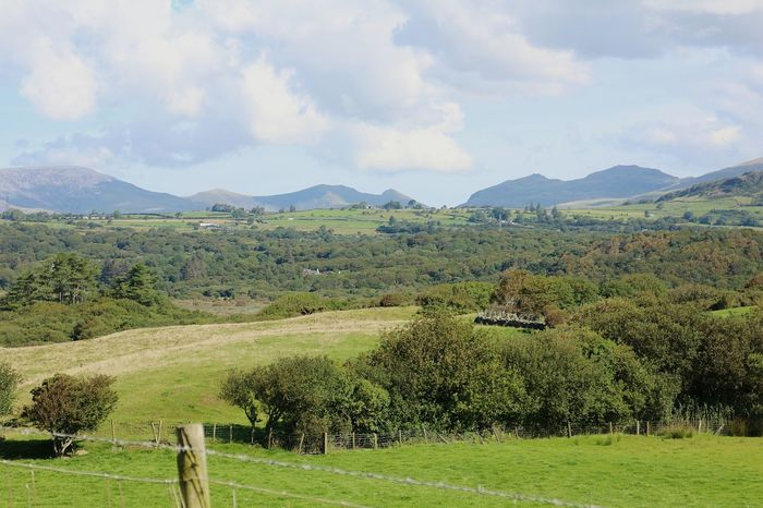 The View from the Caravan North Wales Wales❤ Nofilter Eye4photography  Cannon Photography Porthmadog Caravan