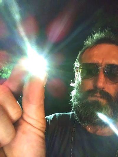 This little light of mine Illusion Men Headshot Nightlife