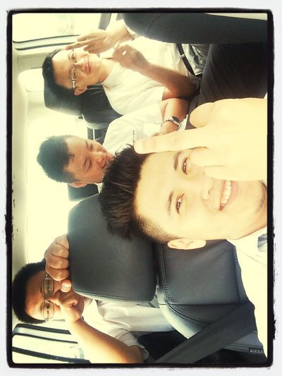 I and my colleagues. We're bored ha ha ha.