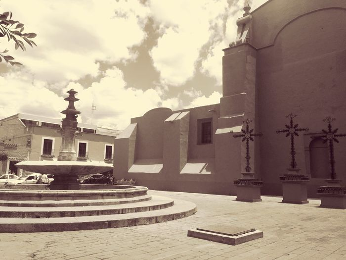Tlaxcala, Mexico Religion Spirituality Cross Architecture Place Of Worship History Built Structure