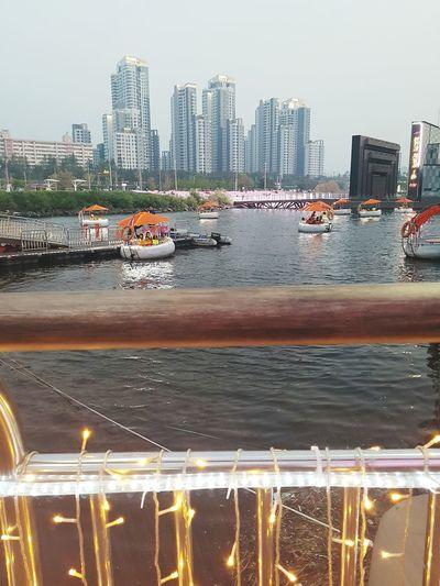 City Boats Lake